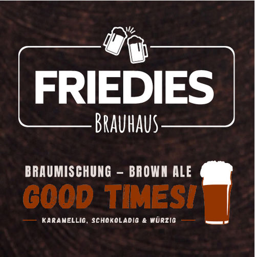 GOOD TIMES! - Brown Ale